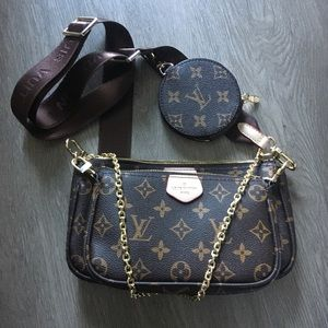💥 Louis Vuitton Pochette Multi